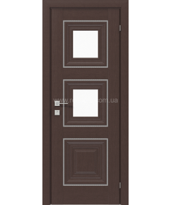 Межкомнатная дверь Versal Irida, Каштан американский - фото №6