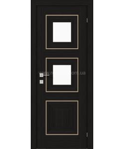Межкомнатная дверь Versal Irida, Венге шоколадный - фото №4