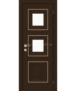 Межкомнатная дверь Versal Irida, Орех борнео - фото №1