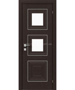 Межкомнатная дверь Versal Irida, Венге маро - фото №3