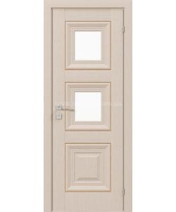Межкомнатная дверь Versal Irida, Беленый дуб - фото №3