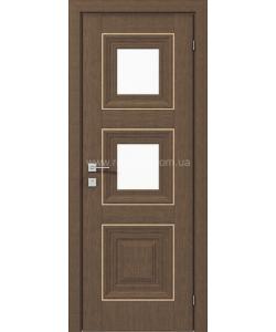 Межкомнатная дверь Versal Irida, Орех классический - фото №6