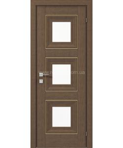 Межкомнатная дверь Versal Irida, Орех классический - фото №4