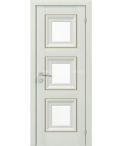 Межкомнатная дверь Versal Irida, Сосна крем - фото №2