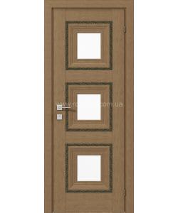 Межкомнатная дверь Versal Irida, Дуб натуральный - фото №4