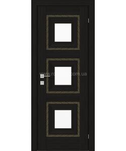 Межкомнатная дверь Versal Irida, Венге шоколадный - фото №6
