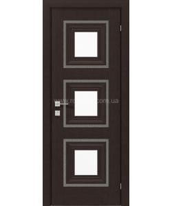Межкомнатная дверь Versal Irida, Венге маро - фото №2