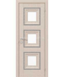 Межкомнатная дверь Versal Irida, Беленый дуб - фото №2