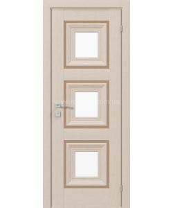 Межкомнатная дверь Versal Irida, Беленый дуб - фото №5