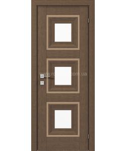 Межкомнатная дверь Versal Irida, Орех классический - фото №5