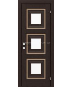 Межкомнатная дверь Versal Irida, Венге маро - фото №6