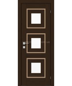 Межкомнатная дверь Versal Irida, Орех борнео - фото №6