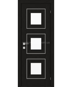 Межкомнатная дверь Versal Irida, Венге шоколадный - фото №1