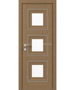 Межкомнатная дверь Versal Irida, Дуб натуральный - фото №1