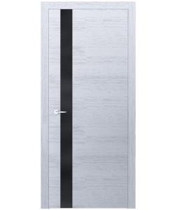 Межкомнатная дверь Loft Berta V Шпон - фото №2